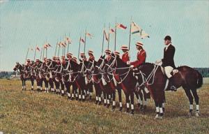 Canada Nova Scotia Halifax Bengal Lancers Of Halifax 1964