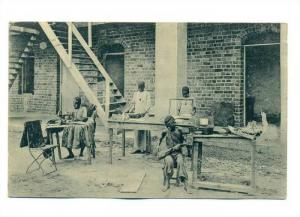 Mission de Kangu, Les petits metiers, Kongo(Mayombe), PU-1923 sewing machines