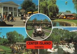 TORONTO , Ontario, Canada, 1950-70s; Center Island