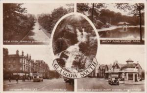 Scotland Glasgow Victoria Road & More Real Photo