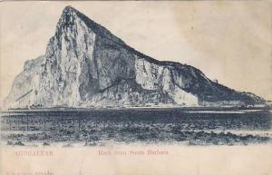 Rock from Santa Barbara, Gibraltar, 00-10s