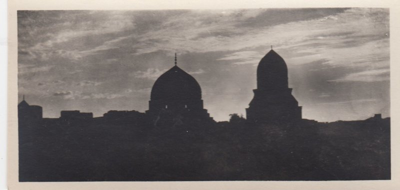 RP: EGYPT , 00-10s ; Cairo , Tombs of the Khalifs