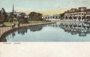 Westeras. Sweden , 1901-07