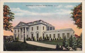 Governors Mansion Baton Rouge Louisiana
