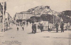 ROCCA DI PAPA , Italy , 1900-10s ; Panorama da Piazza Margherita