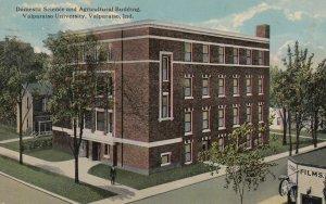 VALPARAISO , Indiana , 1916 ; Valparaiso University , Ag Building