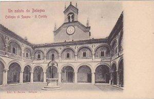 Italy Bologna Collegio di Spagna Il Cortile