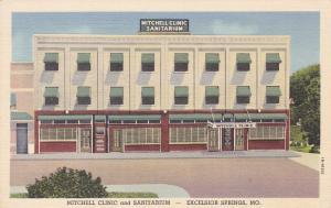 Mitchell Clinic & Sanitarium , EXCELSIOR SPRINGS , Missouri , 30-40s