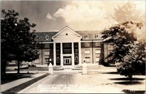 Magnolia Arkansas~Southern State College~Bussey Hall for Girls~1950s RPPC