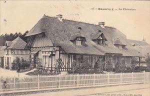 France Deaiville La Chaumiere 1907
