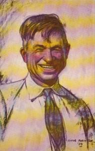 Will Rogers Portrait Will Rogers State Historic Park Pacific Palisades Califo...