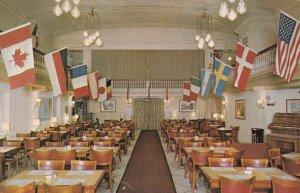 BOSTON , Massachusetts , 1950-60s ; Seam's Friend Society Restaurant