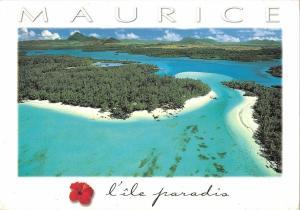 BR49698 Ile aux cerfs maurice    Mauritius