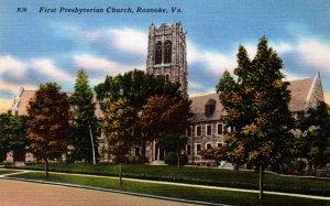 Virginia Roanoke First Presbyterian Church