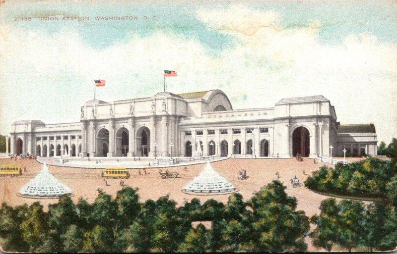Washington D C Union Station