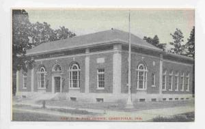New U. S. Post Office, Greenfield, Indiana, 00-10s