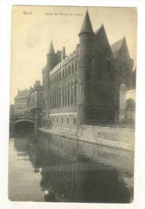 Steen De Gerard Le Diable, Gand (East Flanders), Belgium, 1900-1910s