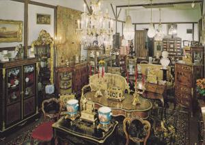 Julius Antiques Store , VANCOUVER , B.C. , Canada , 50-70s