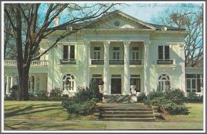 Alabama, Montgomery Gocernor's Mansion Postcard