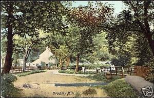yorkshire, BRADLEY, Bradley Mill (1908)