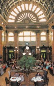 Pennsylvania Pittsburgh One Station Square Grand Concourse Restaurant