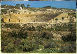 Cyprus Ancient Theatre of Curium - unposted