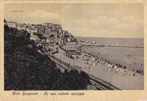 La Sua Ridente Spiaggia, Rodi Garganico, Puglia, Italy, PU-1951