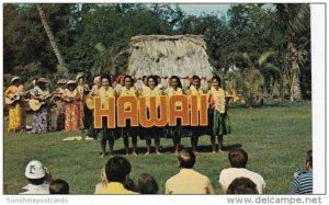 Hawaii Waikiki Beach Kodak Hula Show At Kapiolani Park