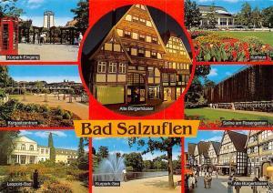 Bad Salzuflen multiviews Kurhaus Leopold Bad Saline am Rosengarten Kurpark