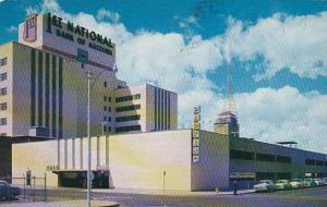 Arizona Phoenix First National Bank & Parking Garage 1958