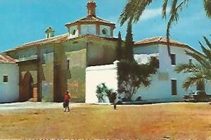 POSTAL 55650: HUELVA: Monasterio de La Rabida