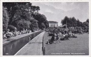 RP, Children's Corner, Bournemouth (Dorset), England, UK, 1920-1940s