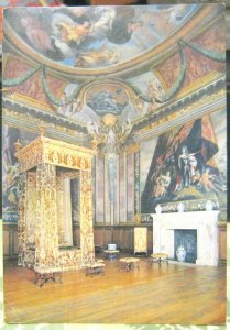 England Middlesex Hampton Court Palace Queen Anne's Bed - unposted marked