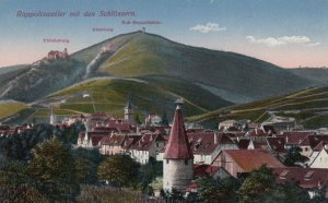 Rappoltsweiler now Ribeauvillé , France, 1900-1910's