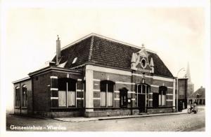 CPA Wierden Gemeentehuis NETHERLANDS (728736)