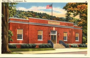 Pennsylvania Coudersport Post Office