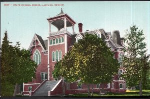 Oregon ASHLAND State Normal School Published by Edward H. Mitchell Divided Back
