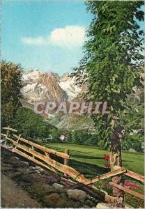 Postcard Modern Italy Alpages