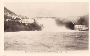 RP, Dam & Power House, Ocean Falls, British Columbia, Canada, 1920-1940s