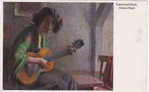 Woman with Guitar , Lautenspielerin, 00-10s