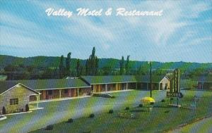 Tennessee Chattanooga Valley Motel & Restaurant