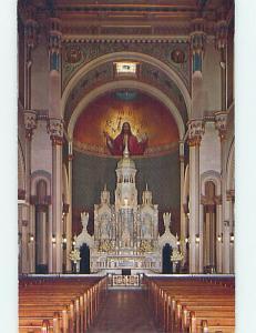 Unused Pre-1980 PETER AND PAUL CHURCH SCENE San Francisco California CA L4388