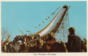 IRON MOUNTAIN , Michigan , 1950-60s ; Ski Jump