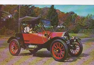 Vintage Auto 1912 Overland