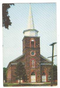 First Reformed Church, Hackensack, New Jersey, 40-60s
