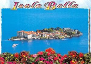 Italy Isola Bella, Lago Maggiore panorama