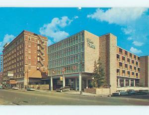 Pre-1980 CHISCA PLAZA MOTEL Memphis Tennessee TN M4551