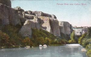 Washington Colfax Palouse River