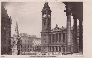 RP: BIRMINGHAM, England, UK, 1912 ; Chamberlain Square