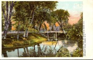New Hampshire Keene Ashuelot River